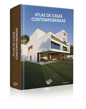 Libros atlas de casas contemporaneas for Libro de dimensiones arquitectura
